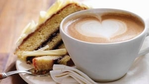 Coffee morning @ Bente Seidel's home
