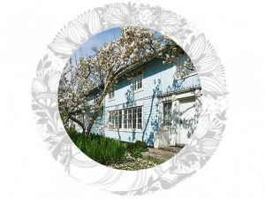 """Guided Tour to """"The Blue House"""" - Bjørn Wiinblad's home @ Bjørn Wiinblads Hus"""