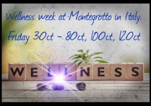 Wonderful Wellness Week at Montegrotto in Italy. @ Montegrotto