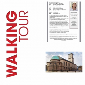 Activity/Tour @ Walking Tour of Copenhagen